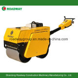 Walk Behind Double Drum Vibrating Road Roller