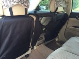 600d Pet Travel Back Seat Barrier Cover for Cars