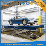 Hydraulic Lift Platform Electric Car Scissor Lift with Ce