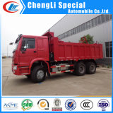 3 Axles with 2 Steering Heavy Construction Axles 18m3 off-Highway Dump Truck Price
