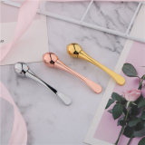 Factory Wholesale Beauty Care Tool Eye Cream Guide Stick Metal Spoon Roller Stainless Steel Ball Massager