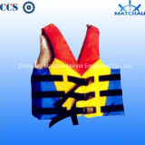 Polyester Oxford /EPE Foam Water Sports Life Jacket/Vest