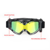 HD Outdoor Sport Snow Goggles Glasses with Camera Cl37-0026
