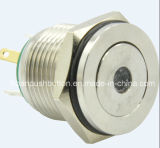 New Design Hyperplane DOT Illuminated Push Button Switch