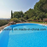 Thin Green Blue PVC Pool/Pond Liner for European Asian Area