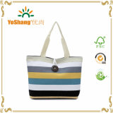 Fashion Lady Shopping Handbag Shoulder Canvas Bag Tote Purse Messenger