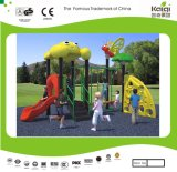 Kaiqi Cute Animal Seriec Slide Set for Children′s Playground (KQ35053A)