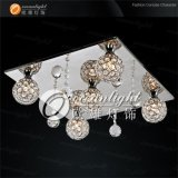 Indoor Five Balls Ceiling Light with Crystal for Decoration