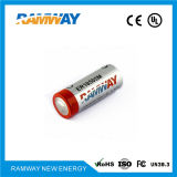a Size 3500mAh Li-Socl2 Battery for Smoke Detectors with High Energy Density (ER18505M)