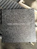 G684 Black Pearl Granite Tile Stone Paver for Patio, Garage, Terrace, Pool Paving