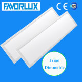 300X1200 40W 100lm/W Triac Dimmable LED Panel Light