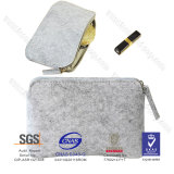 Hot Sale High Quality New Fashion Latest Felt Clutch Coin Purse