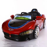 Red Color Mini Kids Ride on Car with RC Function