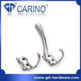 (GDC5027) Home Bedroom Furniture Zinc Double Design Coat Hook Series