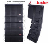 "L-808 Outdoor PRO Sound System Dual 8"" Line Array Speaker"