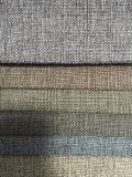 100%Polyester Fake Linen Sofa Fabric
