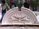 White Marble Stone Carving for Construction