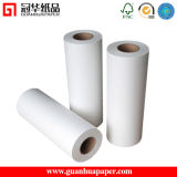 SGS Strong Sticky Sublimation Paper Roll