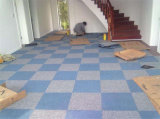 Carpet Tile/PVC Backing
