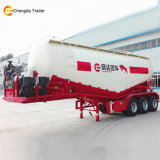 40tons 45m3 Bulker Cement Tanker Powder Semi Trailer