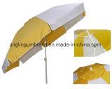 High Quality Beach Umbrella for Outdoor, Against Sunshine, Aluminum Pole, Fiberglass Ribs