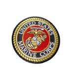 Custom Logo 100%Embroidery Patches/Cloth Bottom Patches/Chenille Embroidery