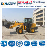 Gem930 2 Ton Front Wheel Loader with Cummins Engine