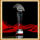 Wholesale Cheap Custom Transparent Crystal Trophies and Awards