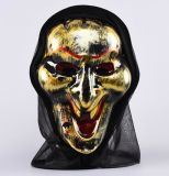 Promotional Halloween Scary Mask Costume, Party Masks, PVC Plastic Mask