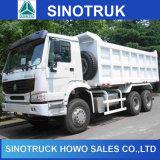 Sinotruk HOWO 6X4 336HP Tipper Dump Truck Prices