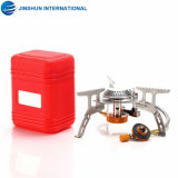 Mini Portable Outdoor Split Camping Gas Stove Folding Electronic Stove