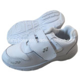 Classic Children School Shoes Injection Canvas Shoes Factory (FSD0819-1)