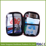 Compact EVA First Aid Kit Bag Ideal for Travelling and Family Use