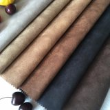 Polyester Suede Leather for Sofa Cover