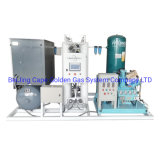 Small Oxygen Generator for Filling Cylinders Integrated Type