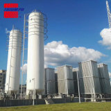 100m3 Cryogenic Storage Tank for LNG/Lox/Lin/Lar with ASME/GB Standard