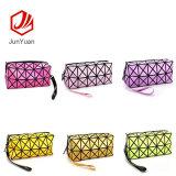 Junyuan 2019 Geometric Women's Small Makeup Bag for Cosmetics