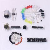 Electronic Components Fans D Package Kit for Students