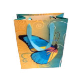 Paper Bag with Handle Paper Shopping Bag Gift Bag with Printing Wholesale Good Price
