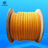 High Quality 12 Strand UHMWPE Polyester Covered Offshore Rope/Nylon /PP /Polyester Marine Mooring Rope