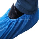 Disposable PE Waterproof Plastic Boot Shoe Cover