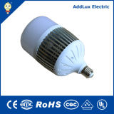 Plastic Cover Saso UL E27-E40 110V-220V 40W-150W T80 LED Bulbs