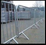Galvanized Temporary Fence Barrier