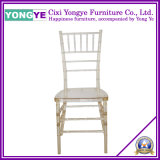 Amber Resin Chiavari Chair for Rental
