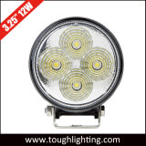 "Auxiliary 3"" 12W Round LED Truck Boat Tractor Marine Work Lights"