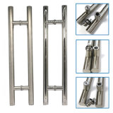 Furniture Door Hardware Stainless Steel Sliding Glass Door Handle