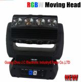Newest 16*25W RGBW 4in1 LED Phantom Roller Beam Moving Head Light