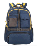 Top Quality Polyester Student School Backpack Bag