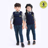 3 Pieces Sweater Shirts and Pants for School Uniforms Children