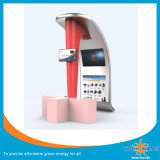 250W Solar Mobile Phone Charging Station with Ad Billboard